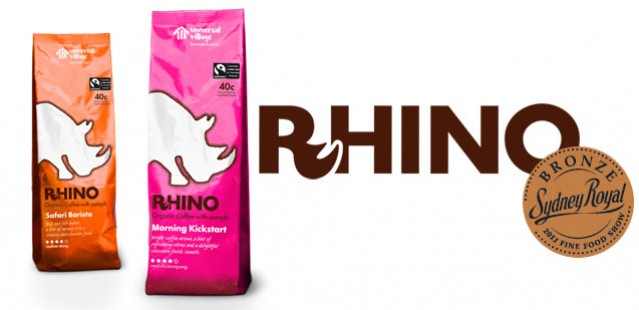 Rhino Organic Coffee