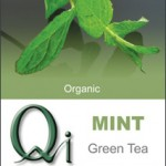Qi Green & Mint Tea