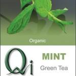 Qi Green & Mint Tea