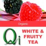 White & Fruity Tea