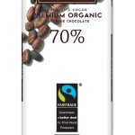 Dark 70% –Silky and divine. This is the ultimate experience for dark chocolate lovers.