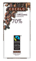 Cocolo 70% Dark Chocolate